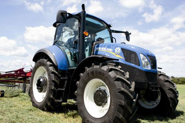 New Holland | T5 Series - Tier 4A  | Model T5.105 Electro Command for sale at Sorum Tractor Co., Inc.