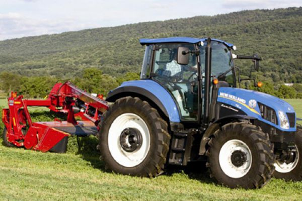 New Holland | T5 Series - Tier 4A  | Model T5.115 Electro Command for sale at Sorum Tractor Co., Inc.