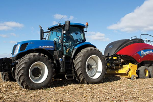 New Holland | T7 Series-Tier 4B | Model T7.245 SideWinder II for sale at Sorum Tractor Co., Inc.