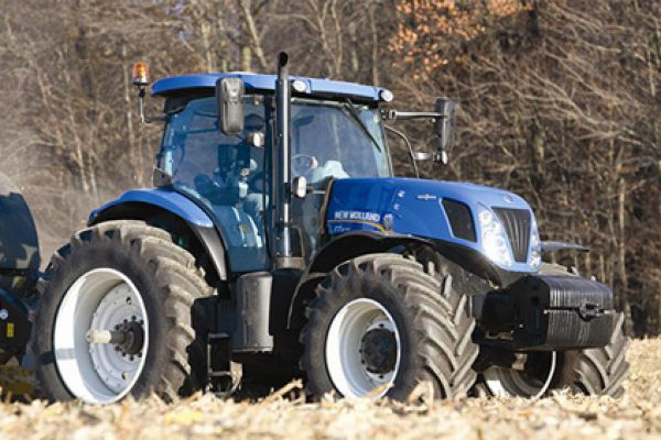 New Holland | T7 Series-Tier 4B | Model T7.270 SideWinder II for sale at Sorum Tractor Co., Inc.
