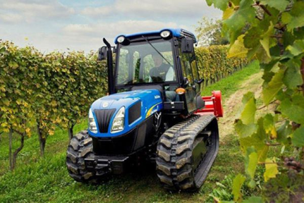 New Holland | TK4000 Crawler | Model TK4030V for sale at Sorum Tractor Co., Inc.