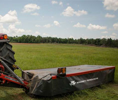 massey MowerConditioners